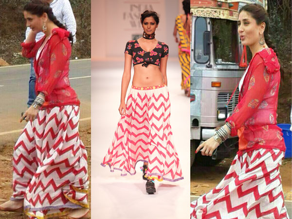 Kareena Kapoor S Style Diary For Singham Returns Boldsky Com