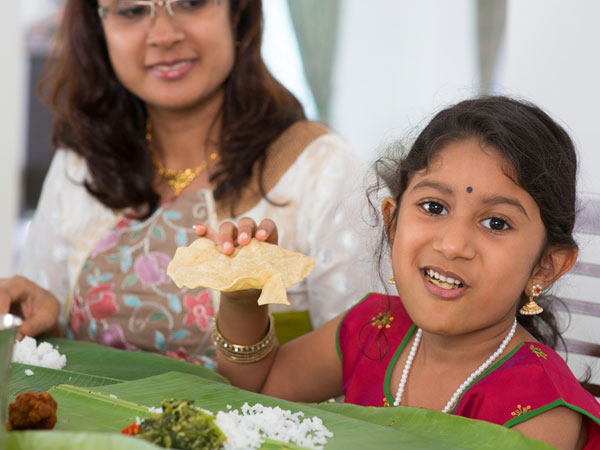 8 Reasons Why Indians Eat With Their Hands