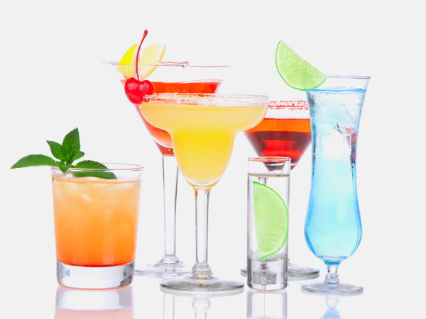 Types Of Cocktail Glasses You Must Own