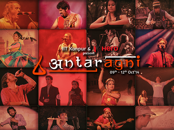 IIT Kanpur Conducts Antaragni 2014