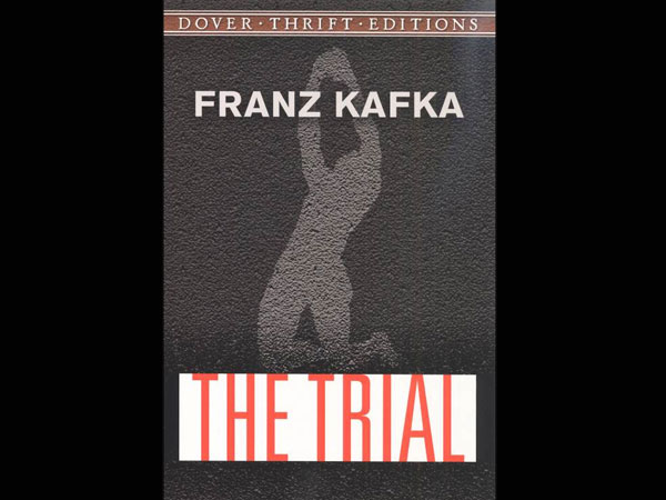a comparison of albert camus the outsider and franz kafkas the trial The stranger by albert camus metamorphosis by kafka  faced with a challenge when he is put on trial for committing  existentialism and the stranger.