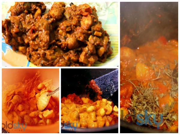 Shahi Mushroom Masala Recipe: Steps
