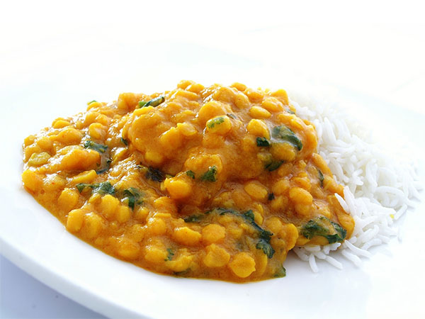 Chana Dal With Coconut Recipe