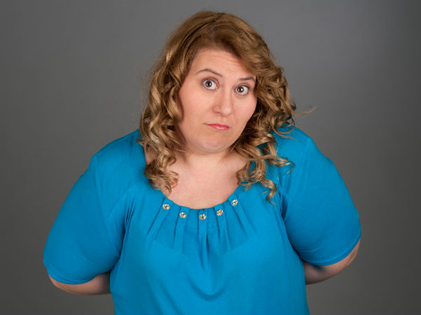 Why Fat Girls Are Attractive - Boldsky.com