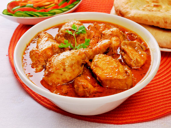 Mouthwatering Chicken Korma From Lucknow - Boldsky.com