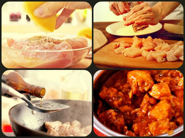 Indo chinese chilli garlic chicken recipe boldsky forumfinder Images