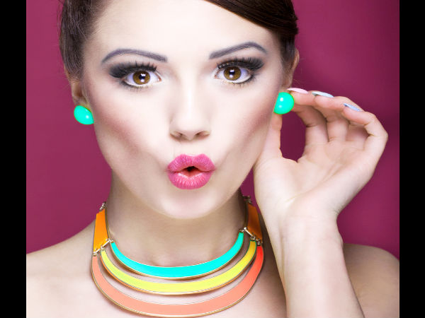 Neon Jewellery | <u>how to wear neon jewelries</u> Wearing Neon | Women Fashion