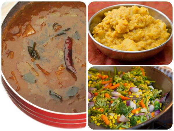 Udupi Style Sambar RecipeBoldsky.com