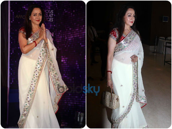 hema malini in traditional outfit