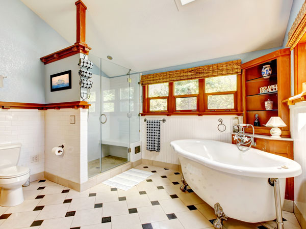 Things to consider while choosing tiles for your bathroom - Things to consider when choosing bathroom tiles ...