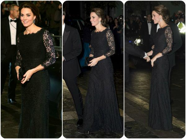 Kate middleton dvf lace dress