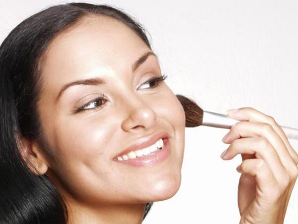 how to make drugstore foundation look good