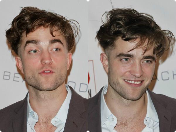 Robert Pattinson New Haircut Robert Pattinson Weird Hairstyles