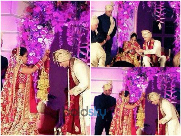 Arpita Khan's Bridal Collection: Pics