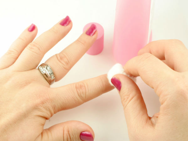 Homemade Nail Polish Remover Alternative