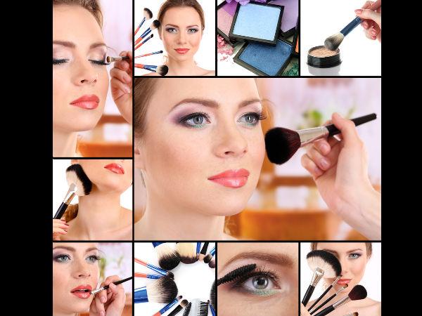 Сделать макияж как на картинке