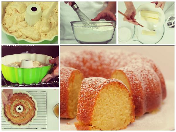 Christmas Special: Classic Rum Cake Recipe - Boldsky.com