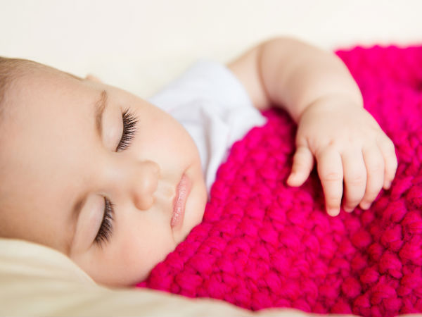 Why Babies Should Sleep In Their Own Bed - Boldsky.com