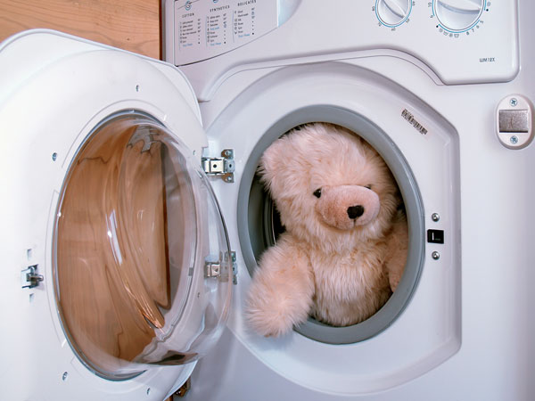 how to keep clothes soft after washing