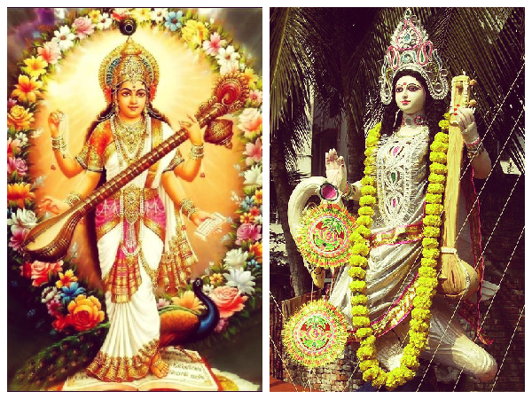 Rituals to be followed during Saraswati Pooja