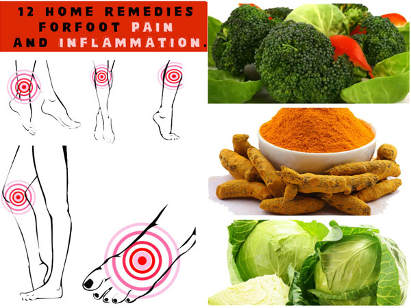 Outstanding 12 Home Remedies For Foot Pain And Inflammation Boldsky Com Download Free Architecture Designs Scobabritishbridgeorg