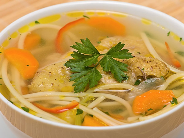 Easy Chicken Manchow Soup Recipe