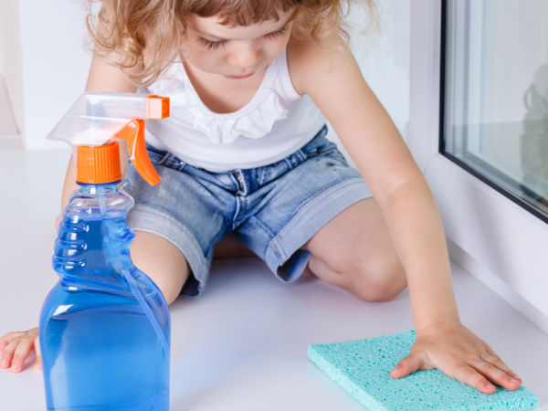 Simple Chores For Kids