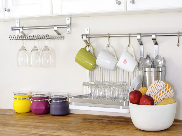 Tips For An Organised Kitchen