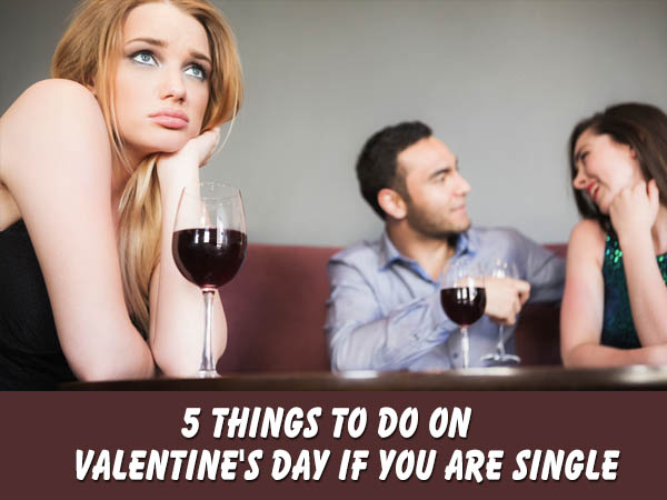 First valentine's day dating