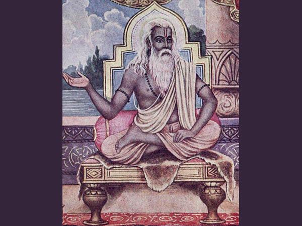 Incredible Story Of Veda Vyasa's Birth