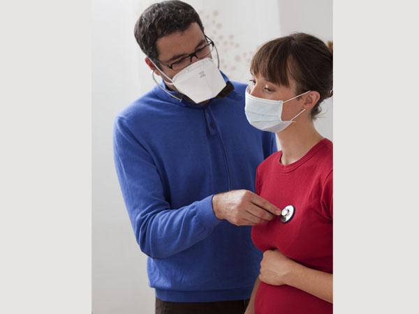 Swine flu in pregnant