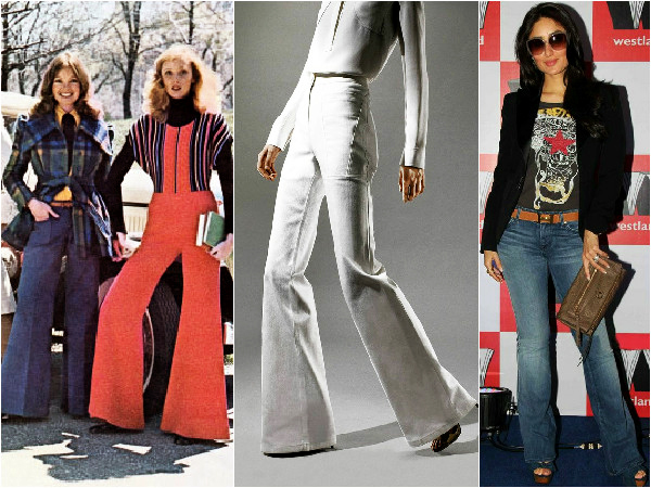 Fashion Alert: Bell Bottoms Are Coming Back! - Boldsky.com