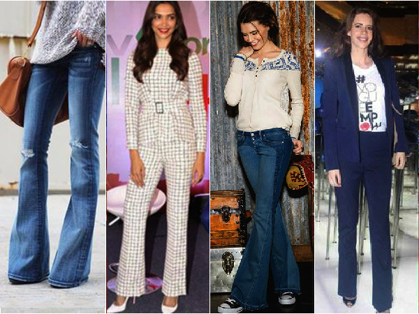 Fashion Alert: Bell Bottoms Are Coming Back! - Boldsky.com