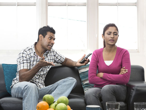 Anxiety in a marriage