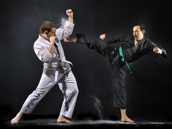 Health Benefits Of Martial Arts Boldsky Com