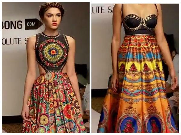 Lakme Fashion Week 2015 Karisma Kapoor Walks The Ramp For
