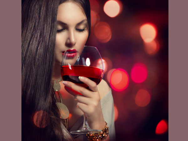 Red Wine Face Pack For Early Signs Of Aging