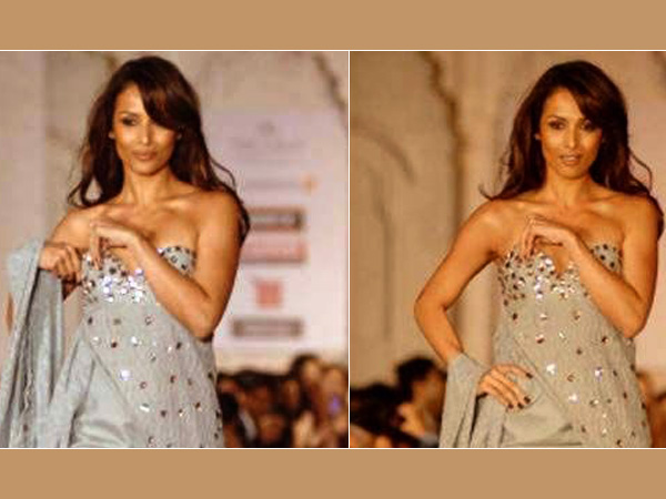 Celebs Wardrobe Malfunction On Ramp
