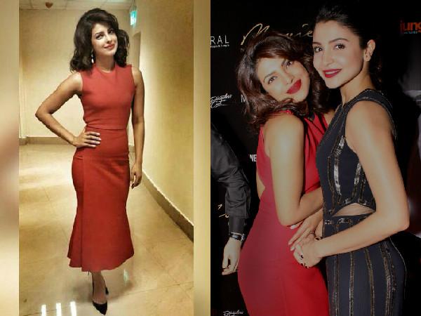 Priyanka Chopra: Hot In Victoria Beckham - Boldsky.com Victoria Beckham Makeup