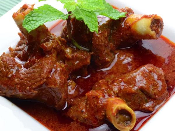 Ramazan Special Kashmiri Mirchi Korma Recipe