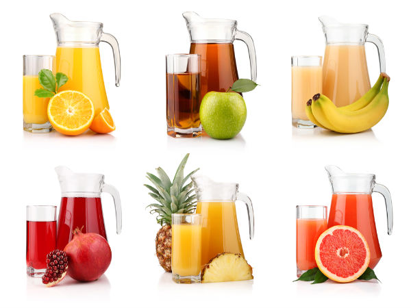 how to produce fruit juice