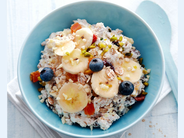best fibre rich foods for kids , oatmeal for children