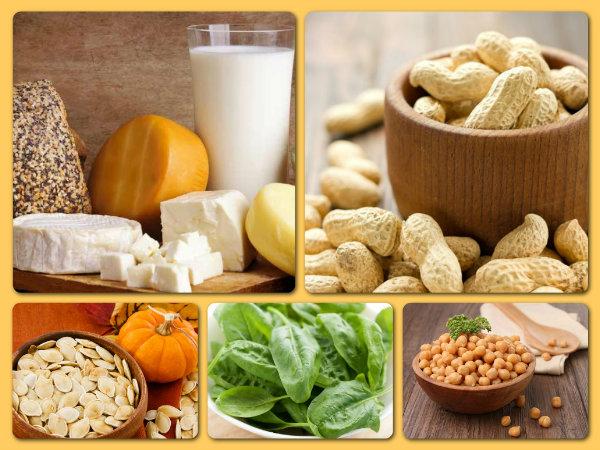20 Zinc Foods For Vegetarians - Boldsky.com