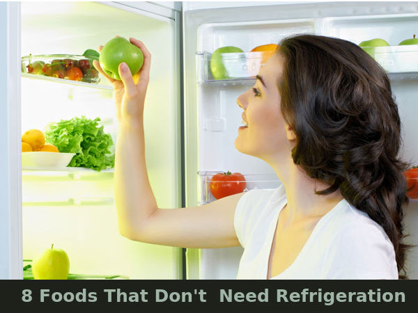 8 Foods That Don't Need Refrigeration