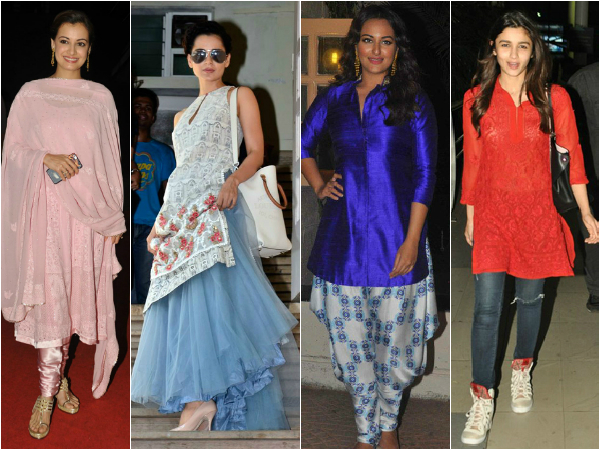 It's Time To Style Your Kurti Differently!