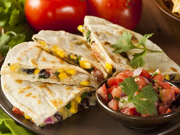 Yummy Mexican Cheese Quesadilla Recipe