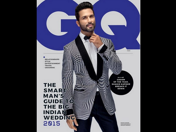 Shahid Kapoor Is Hot As Hell On GQ's September Issue