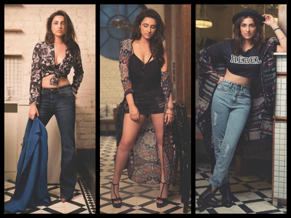 Parineeti Chopra Weight Loss 2015 | Parineeti Chopra On Juice Magazine | Juice Magazine 2015 September