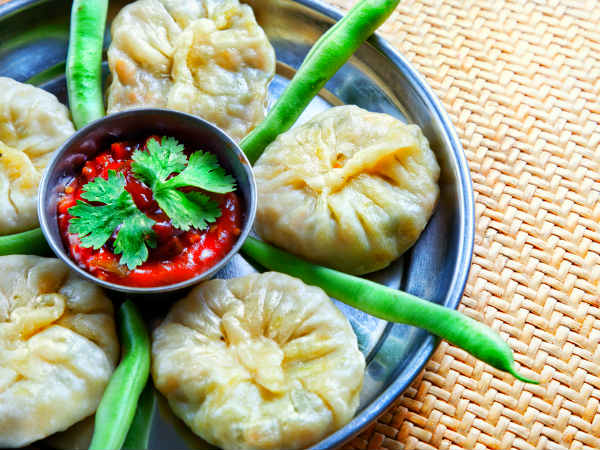 Recipes For Momos