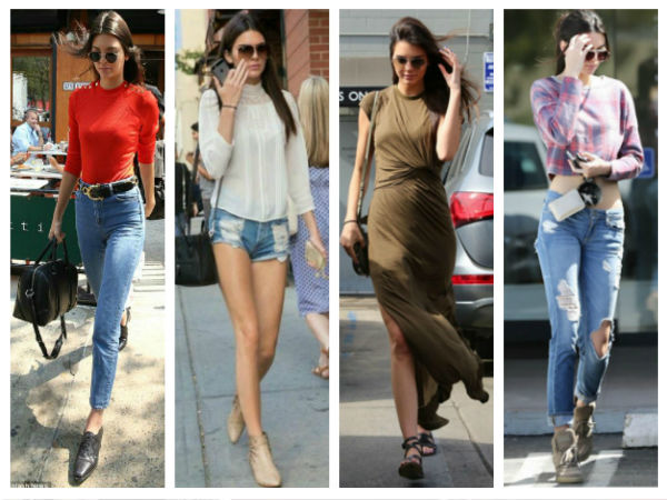 Street Style Fashion Ideas To Steal From Kendall Jenner Boldsky